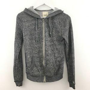 3/$22 Roxy Zip Up & Hood Jacket
